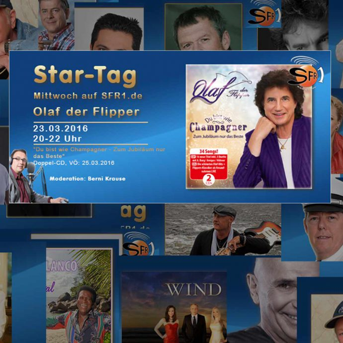 Startag podcast Olaf der Flipper